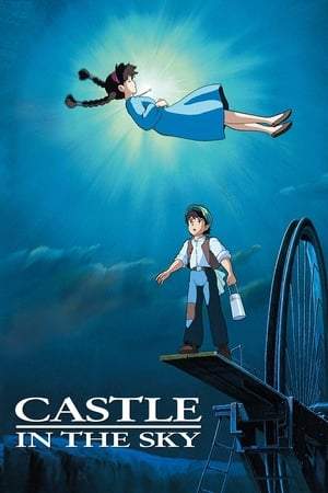 Poster Castle in the Sky 1986