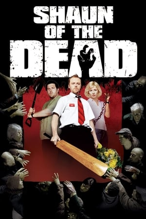 Poster Shaun of the Dead 2004