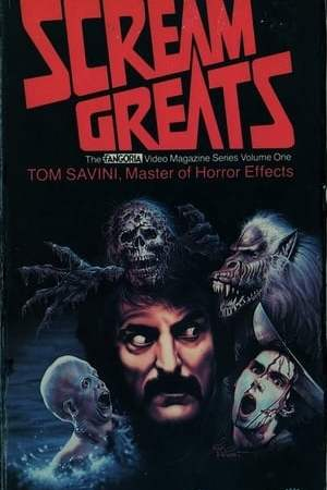 Image Scream Greats, Vol.1: Tom Savini, Master of Horror Effects