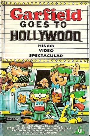 Image Garfield Goes Hollywood