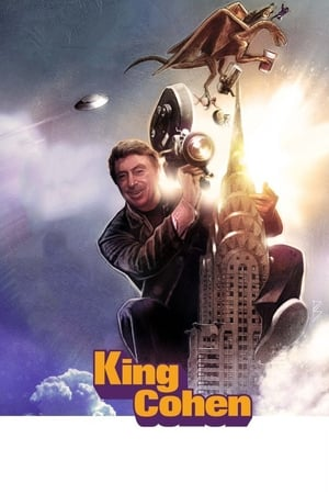Image King Cohen: The Wild World of Filmmaker Larry Cohen
