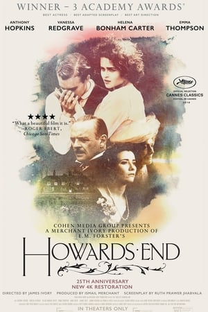Poster Howards End 1992