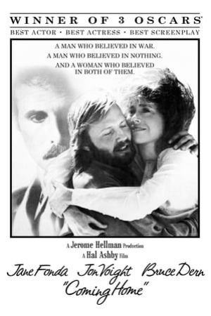 Poster Coming Home 1978