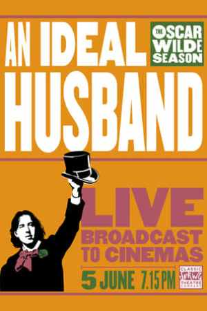 Poster An Ideal Husband 2018