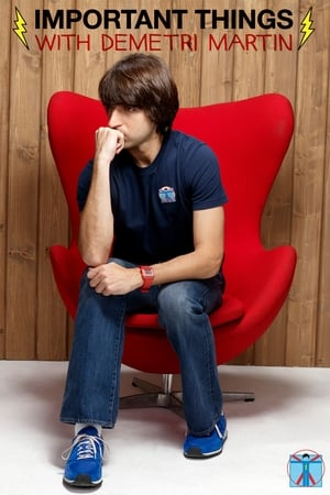 Image Important Things with Demetri Martin
