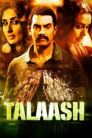 Poster Talaash 2012