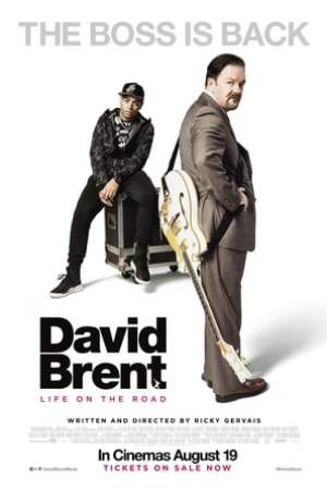 Image David Brent: Life on the Road