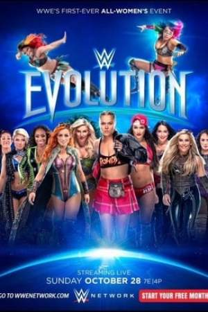 Image WWE Evolution
