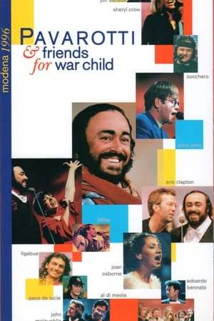 Poster Pavarotti & Friends 1992