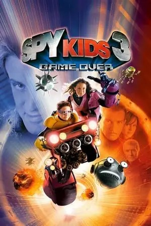 Image Spy Kids 3-D: Game Over