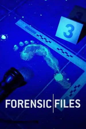 Poster Forensic Files 1996