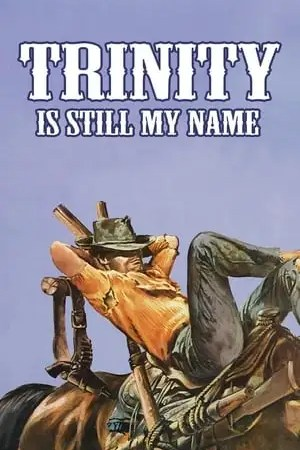 Poster Trinity Is Still My Name 1971