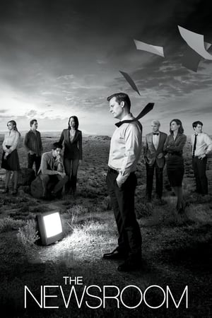 Poster The Newsroom Season 3 Run 2014