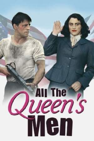 Poster All The Queen's Men 2001