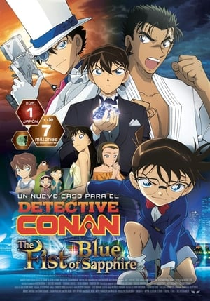 Ver Online Detective Conan 23: El Puño de Azul Marino
