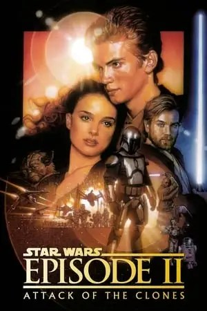 Poster Star Wars: Episode II - Attack of the Clones 2002