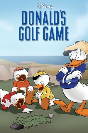 Image Donald's Golf Game