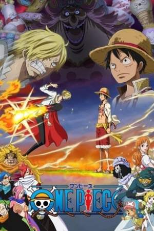 Image One Piece - All'arrembaggio!