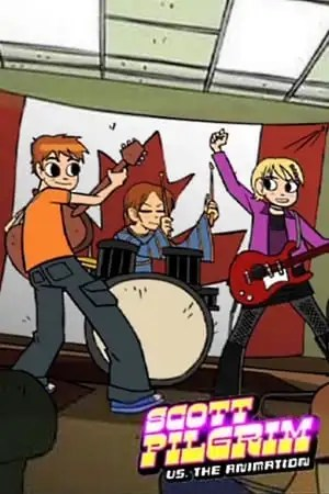 Image Scott Pilgrim vs. the Animation