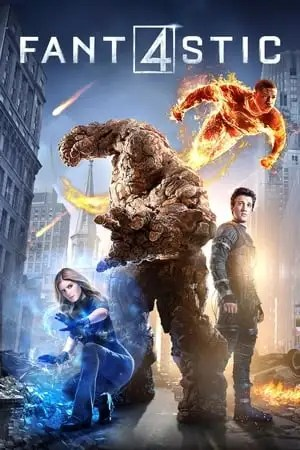 Poster Fantastic Four 2015