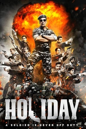 Image Holiday: A Soldier is Never Off Duty