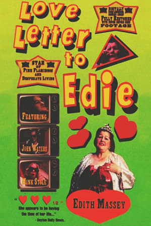 Poster Love Letter to Edie 1975