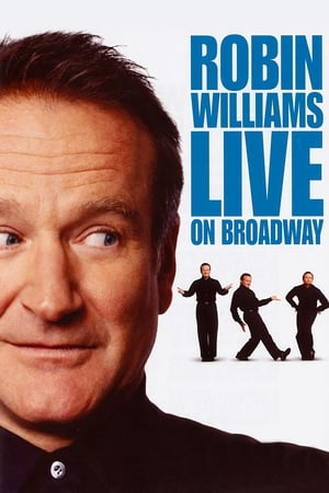 Image Robin Williams: Live on Broadway