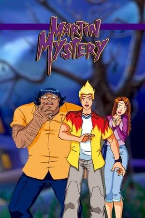 Poster Martin Mystery 2003