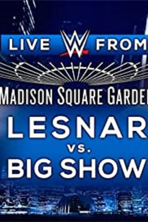 Image WWE Live from Madison Square Garden