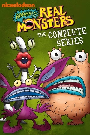 Image Aaahh!!! Real Monsters