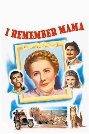 Poster I Remember Mama 1948