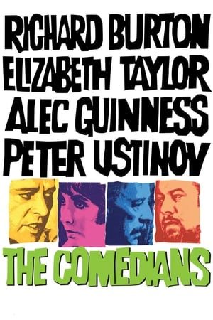 Image The Comedians