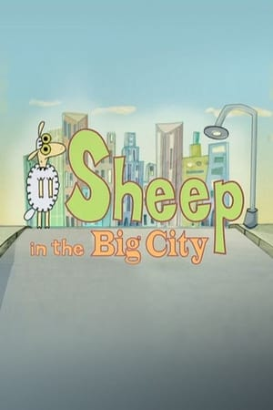 Image Sheep in the Big City