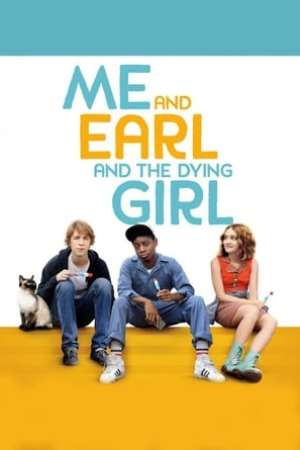 Poster Me and Earl and the Dying Girl 2015