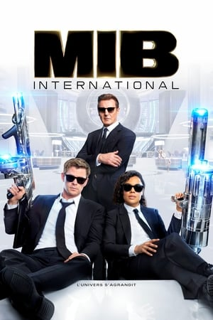 Poster Men in Black : International 2019