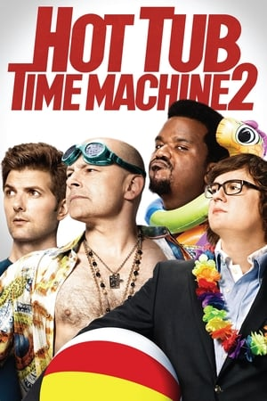Poster Hot Tub Time Machine 2 2015