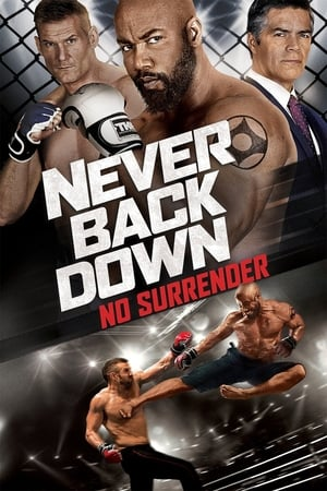 Image Never Back Down: No Surrender