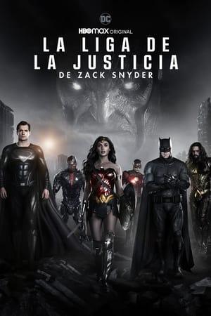 Ver Online La Liga de la Justicia de Zack Snyder
