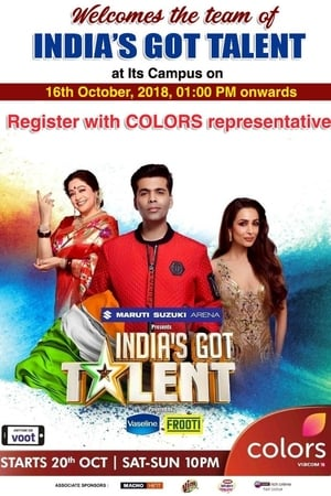Image India's Got Talent