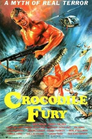 Image Crocodile Fury