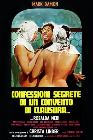 Image Secret Confessions in a Cloistered Convent