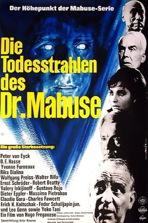 Image The Death Ray of Dr. Mabuse