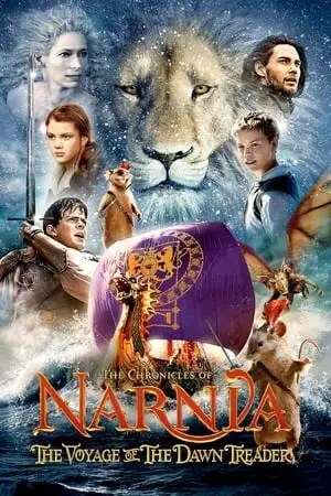 Poster The Chronicles of Narnia: The Voyage of the Dawn Treader 2010