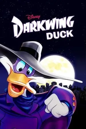 Poster Darkwing Duck Season 3 Monsters R Us 1992