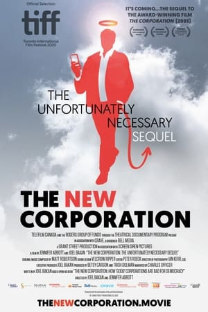 Image The New Corporation: The Unfortunately Necessary Sequel