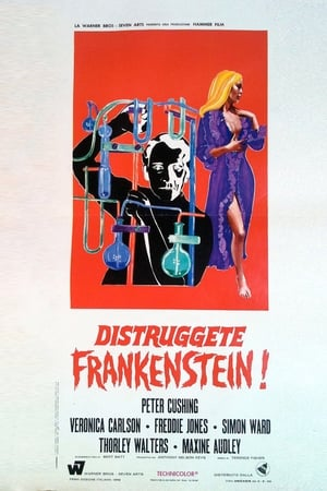 Image Distruggete Frankenstein!