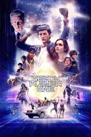 Poster Ready Player One 2018