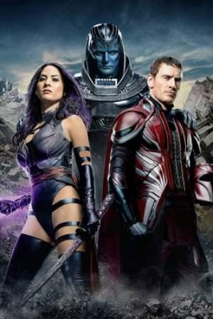 Image X-Men: Apocalypse Unearthed