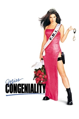 Poster Miss Congeniality 2000