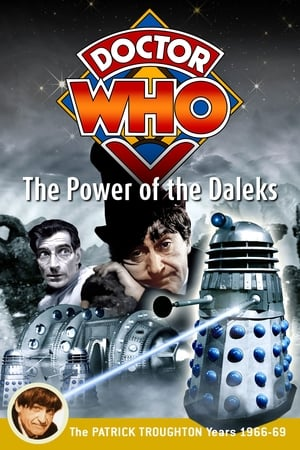 Image Doctor Who: The Power of the Daleks